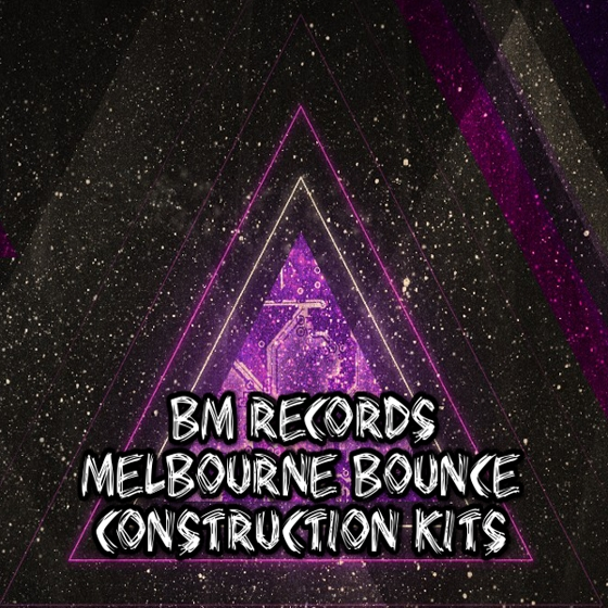 Banger Music Records Melbourne Bounce Construction Kits Vol 1 WAV MiDi